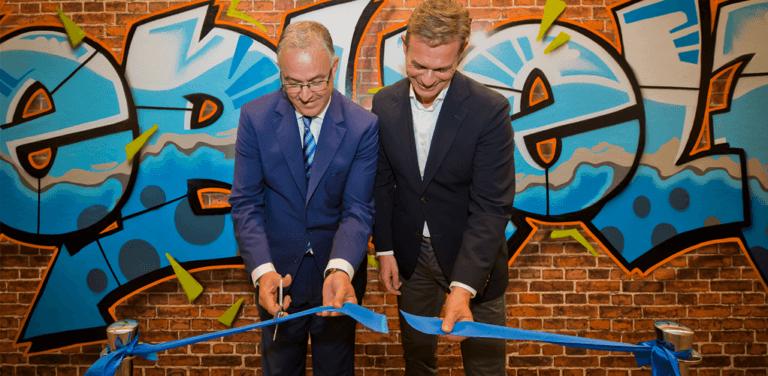 Webhelp-Netherlands-opening-office-burgemeester-aboutaleb-rotterdam-rotterdam-partners