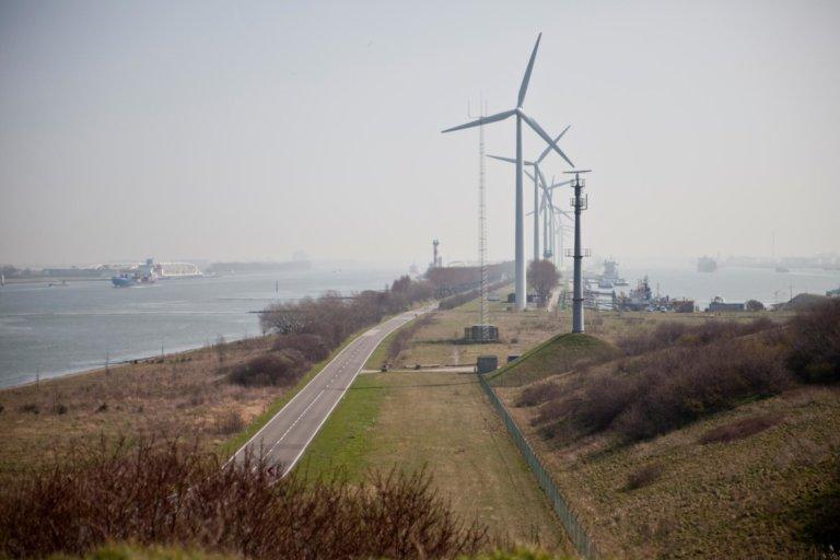 rotterdam duurzaamheid cleantech windmolens windenergie resilience