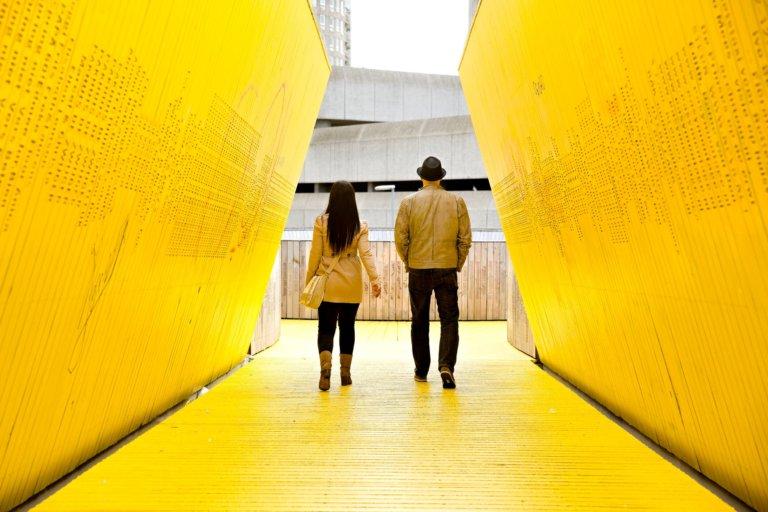 rotterdam luchtsingel bold forward culture cool innovatie creatief architectuur