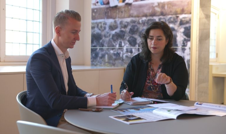rotterdam partners diensten services expertise video screenshot