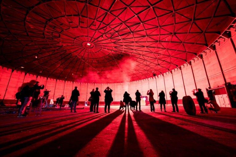 Peter van Haastrecht social influencer marketing rotterdam makersdistrict ferro dome rotterdam