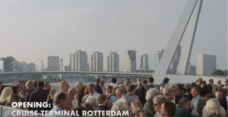 architektenkammer congress op ss rotterdam in rotterdam