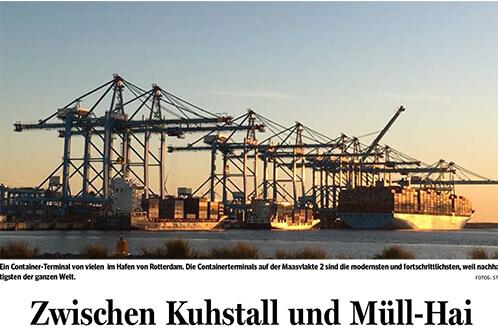 NRZ media coverage