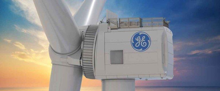 GE Windturbine