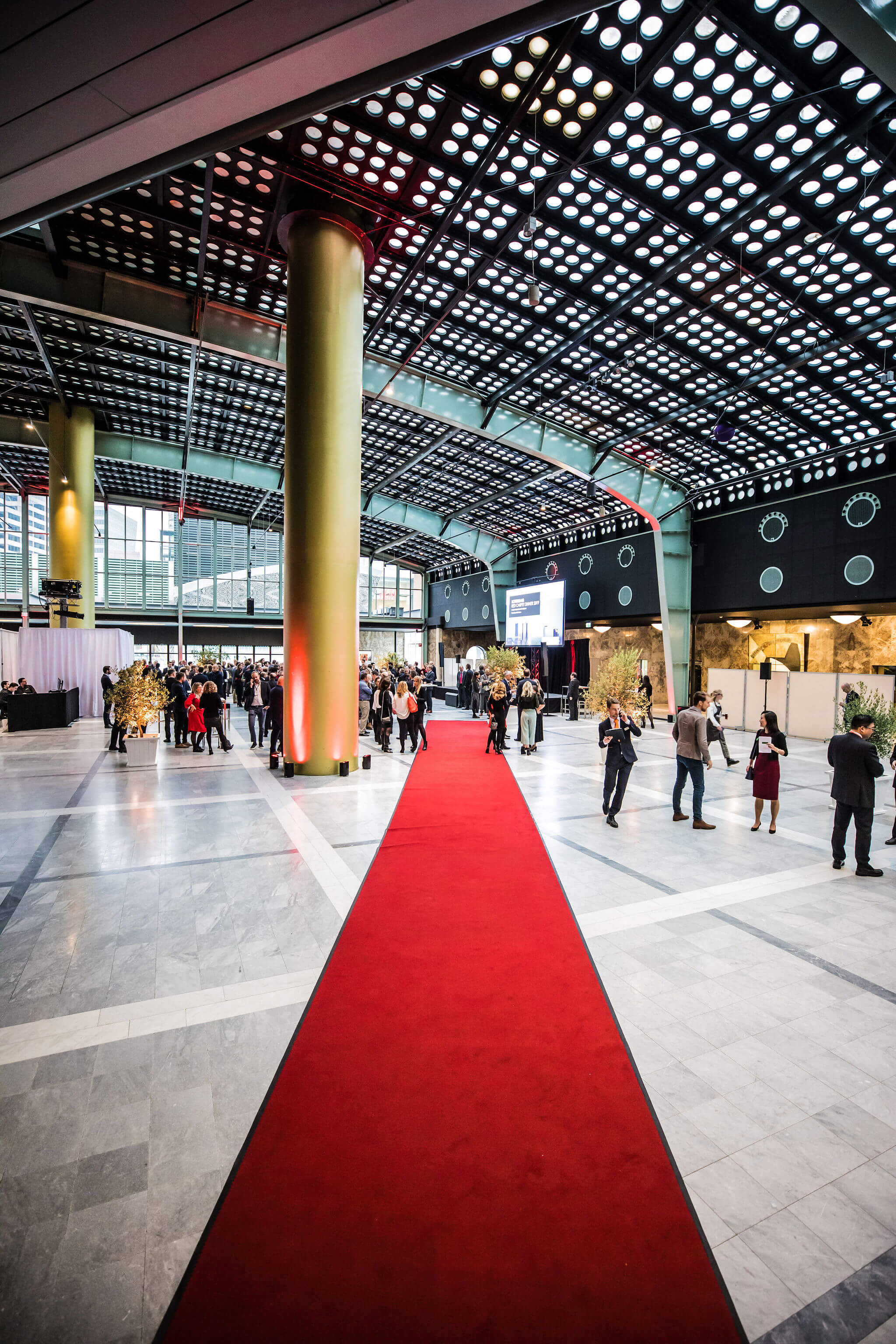 Picture of the Red Carpet Dinner 2019