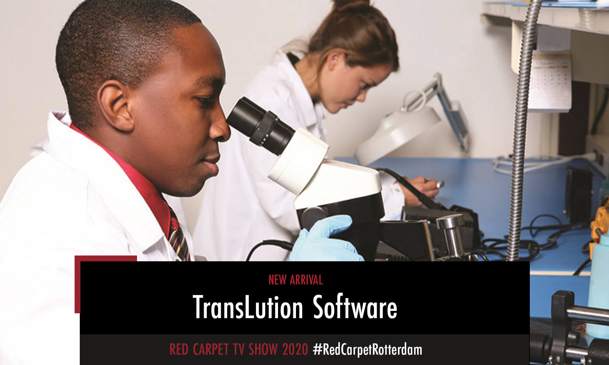 TransLution Software is one of the new arrivals participating in the Red Carpet TV Show 2020
