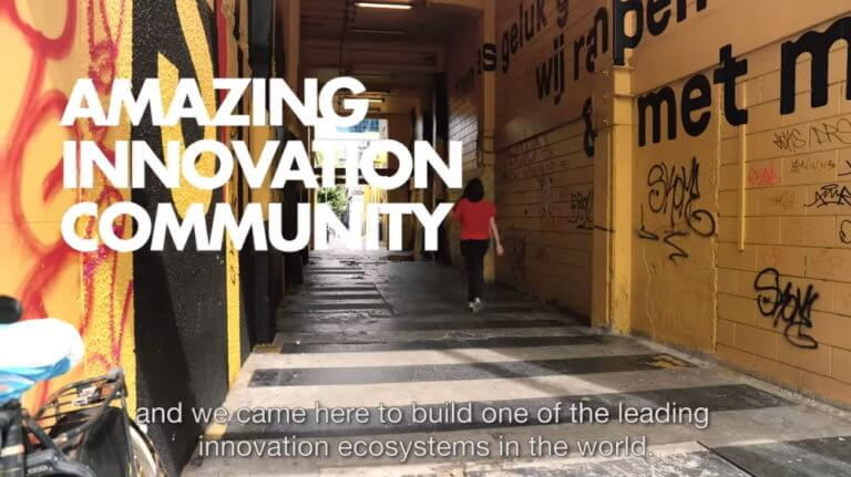Video series Entrepreneurial and Innovative Rotterdam