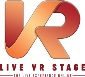 Logo Live VR Stage