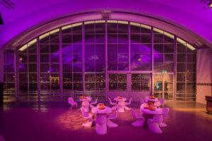 Photo: impression of Cruise Terminal Rotterdam