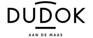 Logo DUDOK aan de Maas