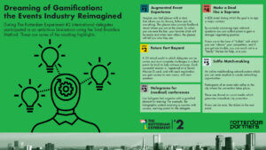 Infographic: Learnings from Rotterdam Experiment #2 'Gamification'